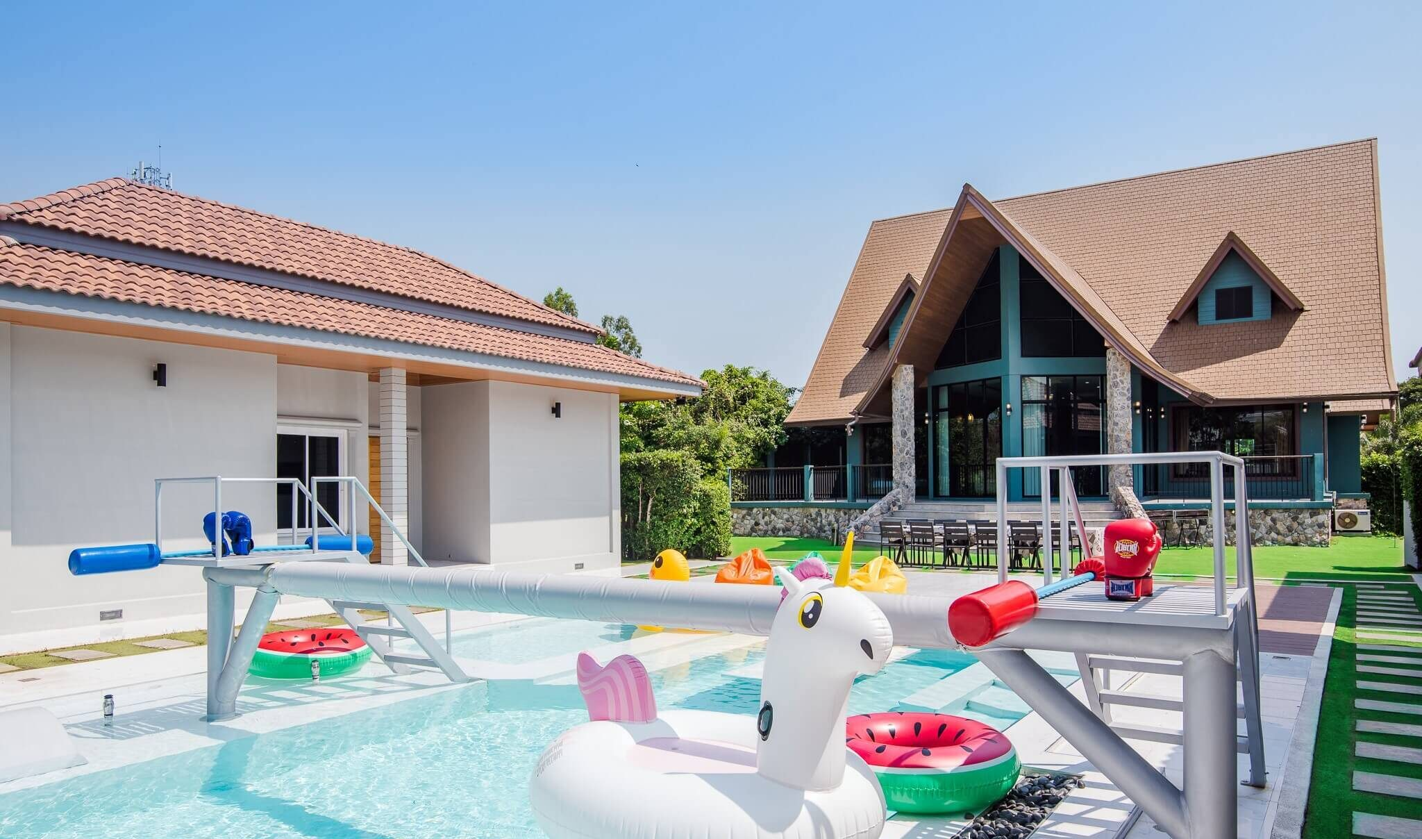 Sense 1 Pool villa