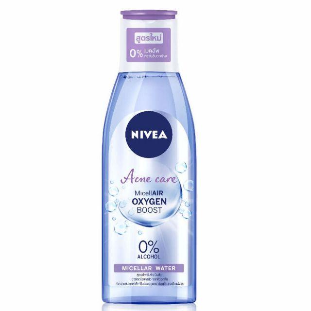 NIVEA Acne Care Micellar Water