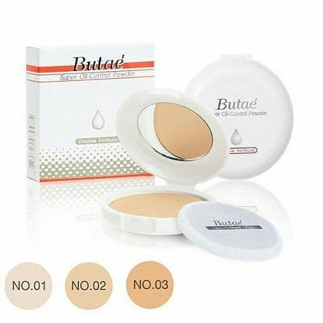 Butae Super Oil-Control Powder