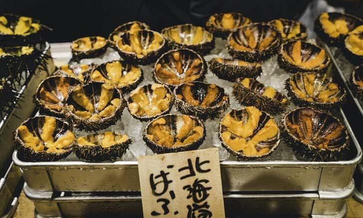 เมนูอาหารญี่ปุ่น เลิศรสราคาแพง