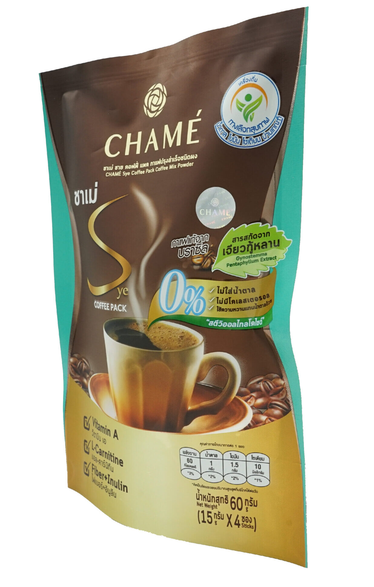 CHAME' Sye Coffee Pack